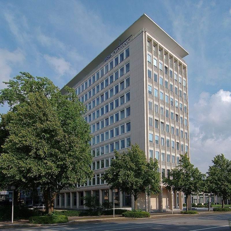 HSH Nordbank in Kiel