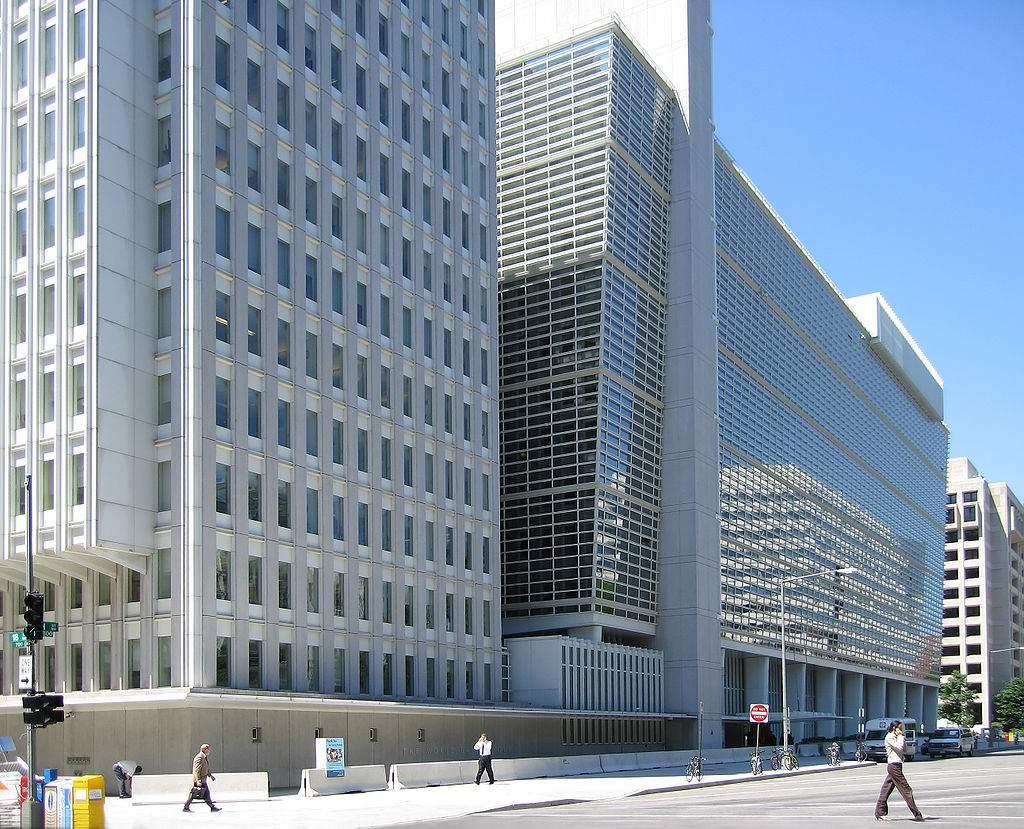 Weltbank Zentrale in Washington
