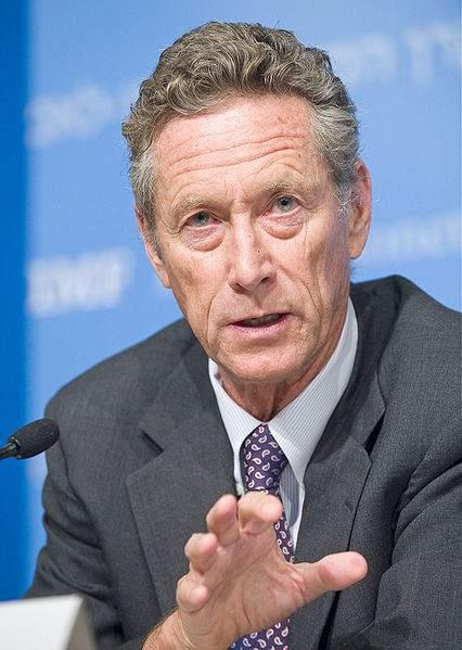 IWF Chefvolkswirt Olivier Blanchard