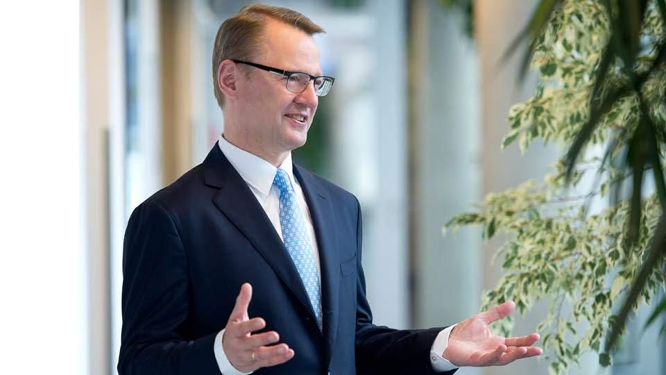HETA Vorstand Dr. Rainer Jakubowski
