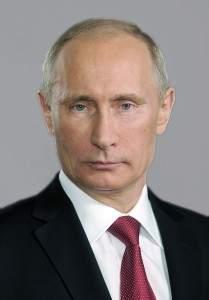 Russland Präsident Vladimir Putin