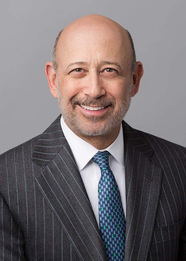 Lloyd Blankfein Goldman Sachs USA