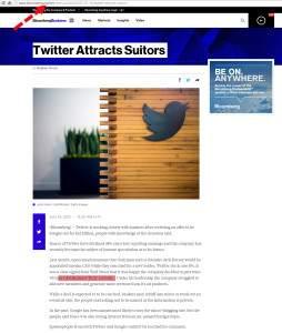 TwitterFake