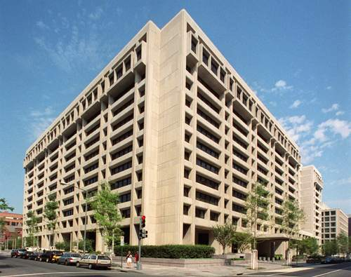 IWF-Zentrale in Washington D.C