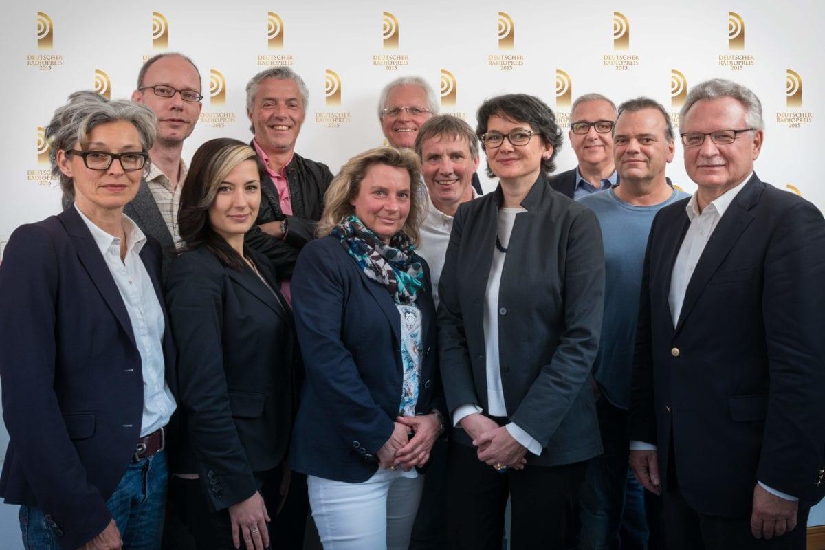 Deutscher Radiopreis Jury NDR ARD