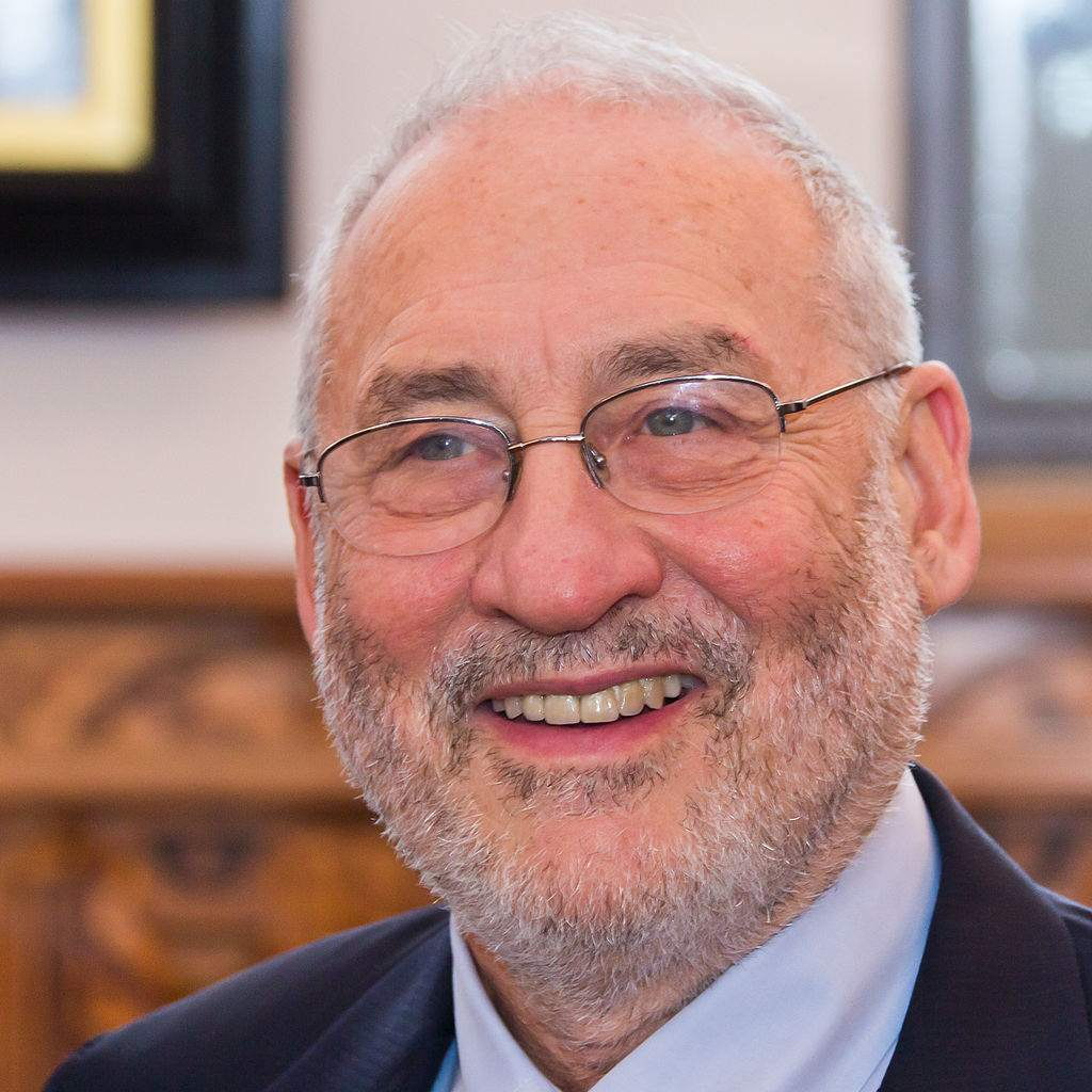 Nobelpreisträger Joseph Stiglitz