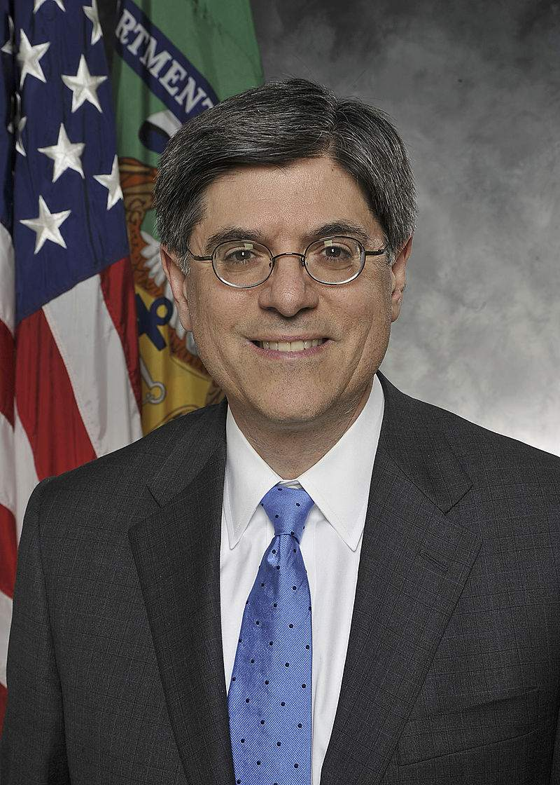 Jack Lew US Finanzminister