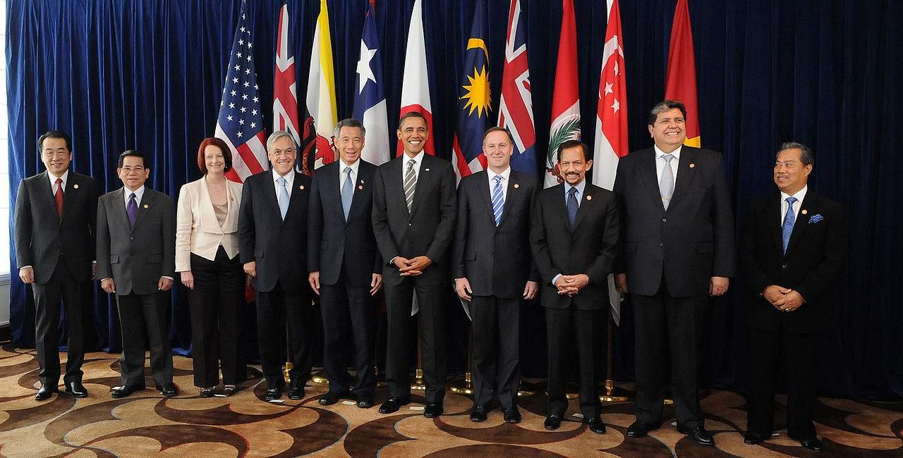 TPP Verhandlungen