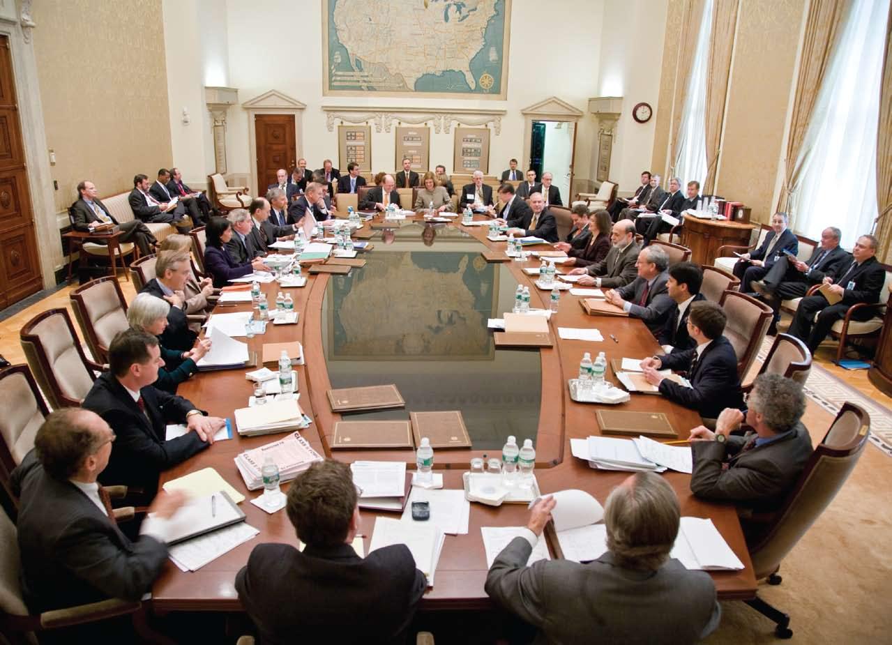 Zentralbanker können die Weltwirtschaft nicht mehr stützen