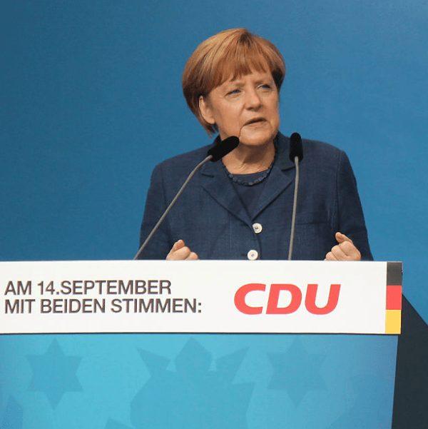 Merkel Reden