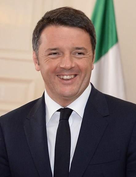 Italien Matteo Renzi