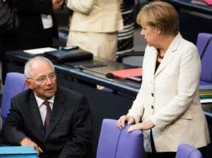 SchäubleMerkel