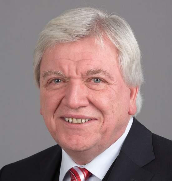 Volker Bouffier Deutsche Börse