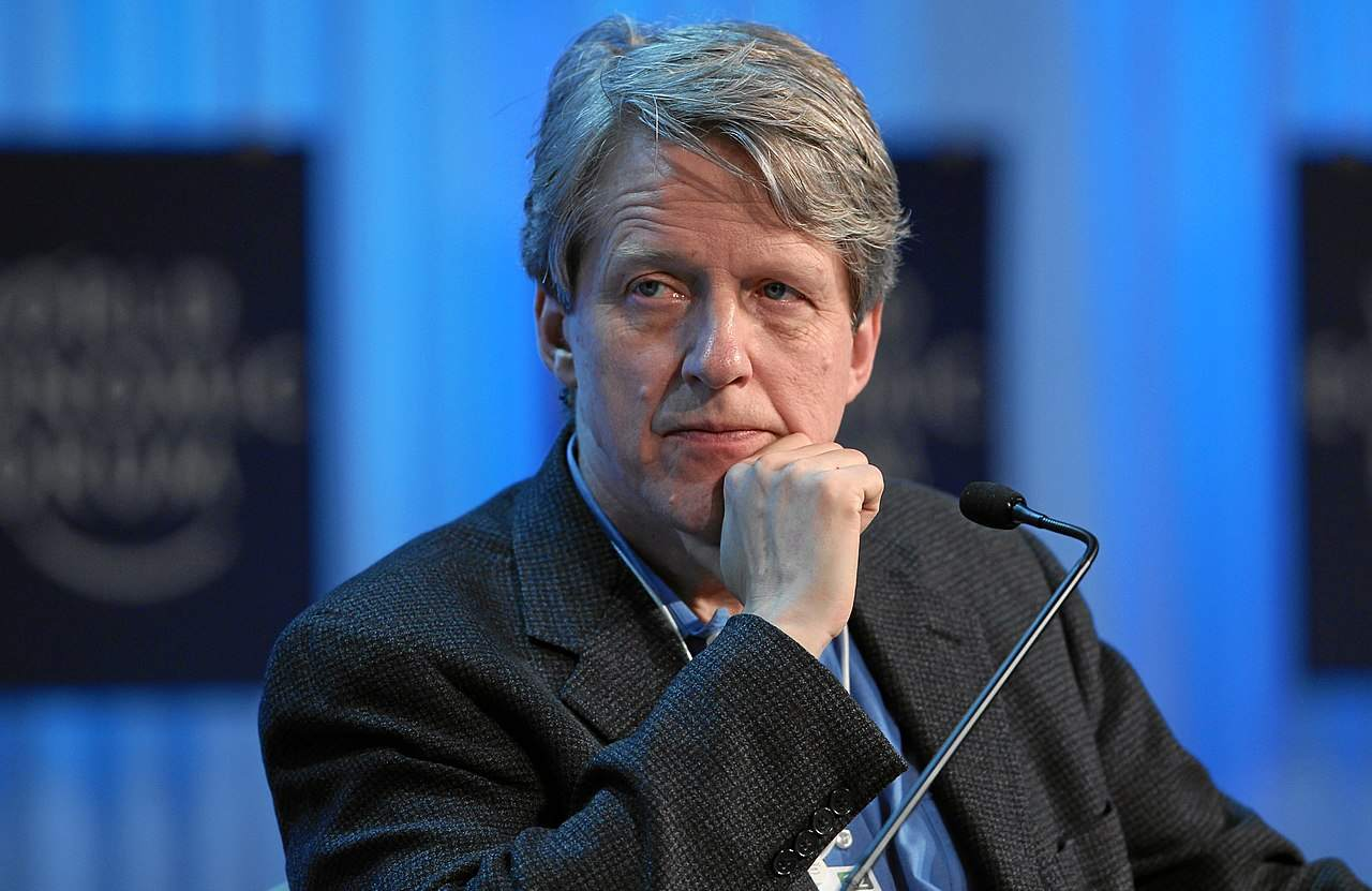 Nobelpreistr ger robert schiller das beste aktuelle beispiel einer irrationalen - Beste architektur uni europa ...