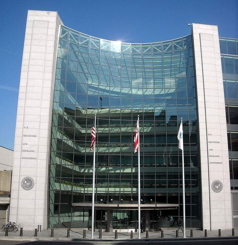 Kampf gegen Finanzbetrug in der SEC-Zentrale