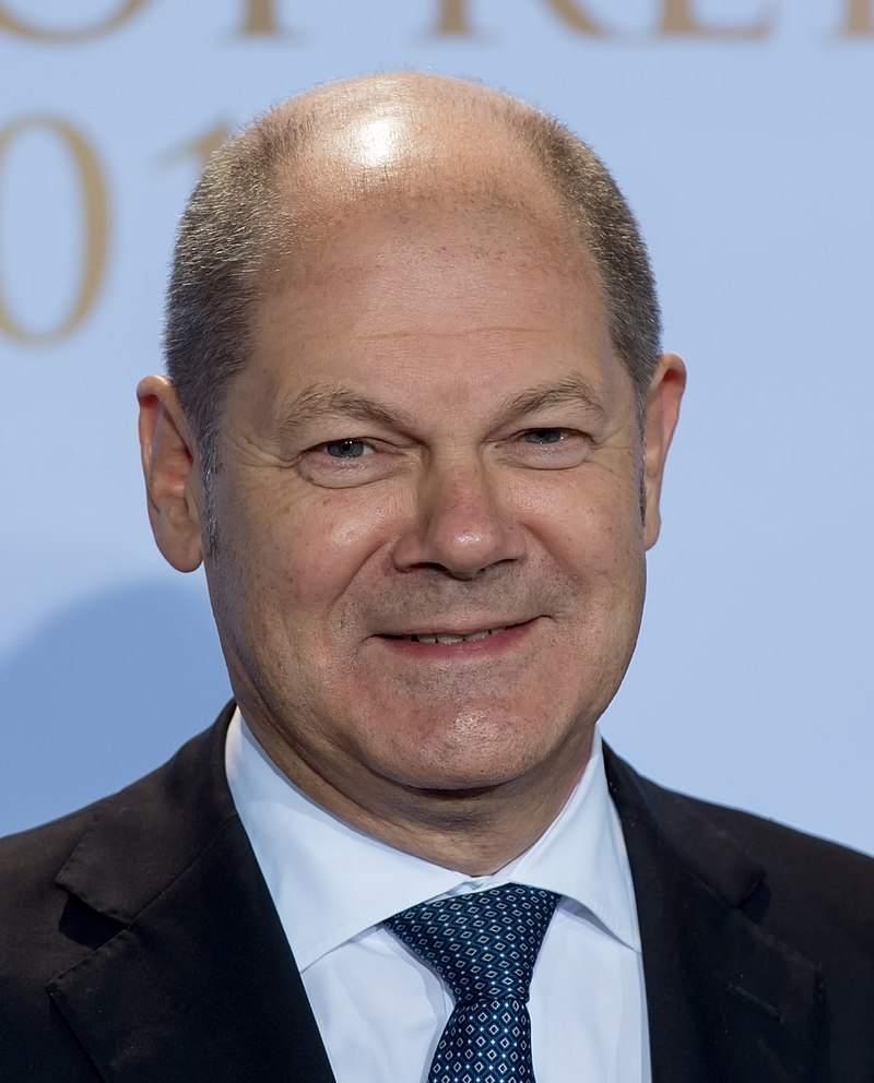 Olaf Scholz freut sich sicherlich über Negativrenditen für den deutschen Staatshaushalt
