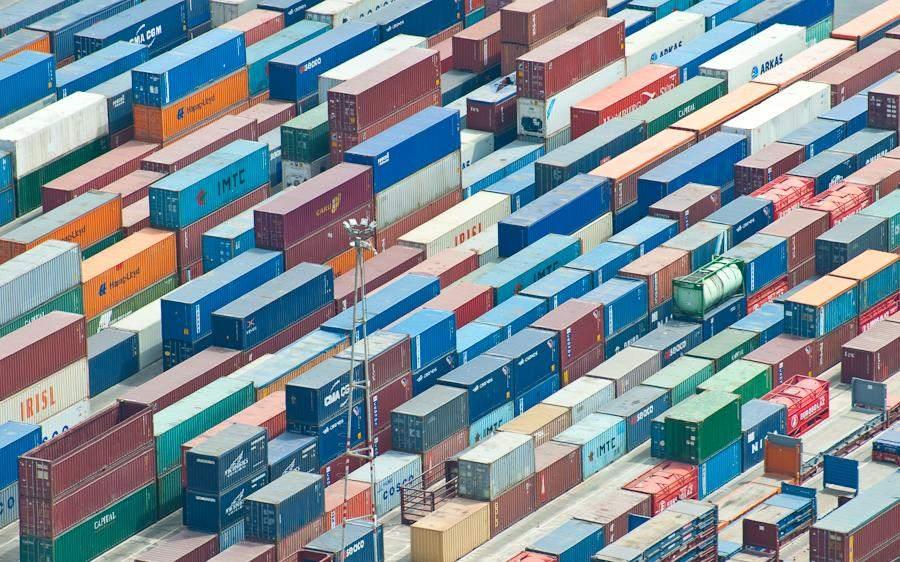 P&R Container