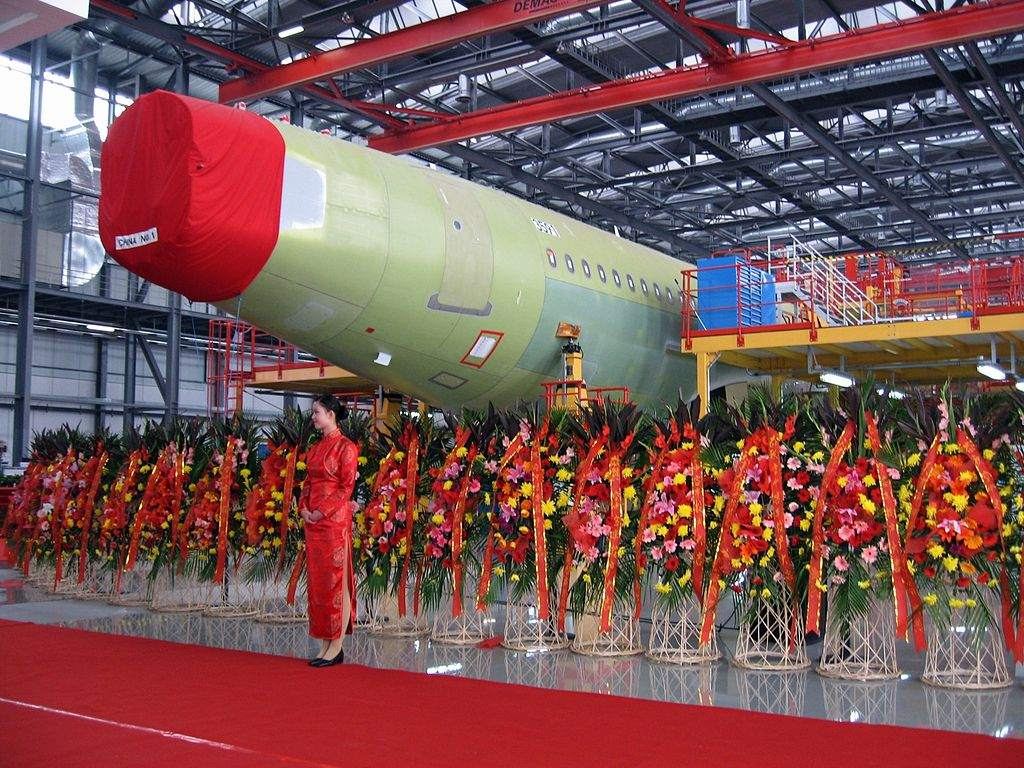 Airbus in China