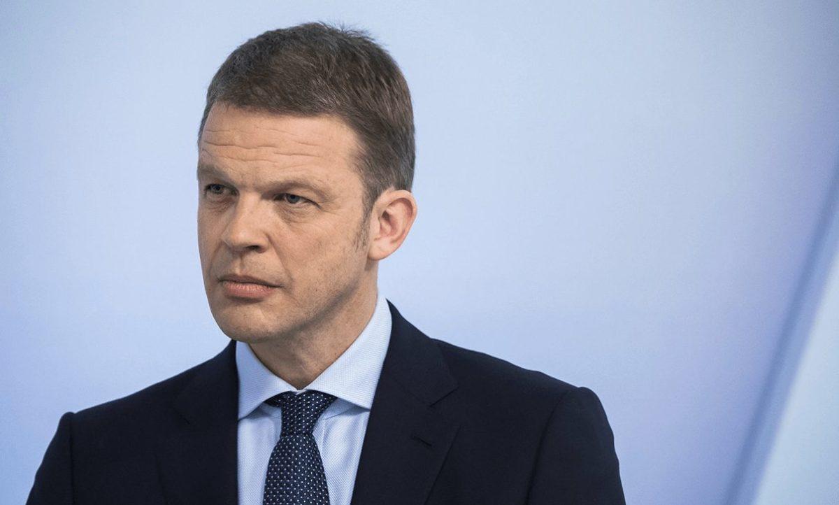 Der neue Deutsche Bank-Chef Christian Sewing