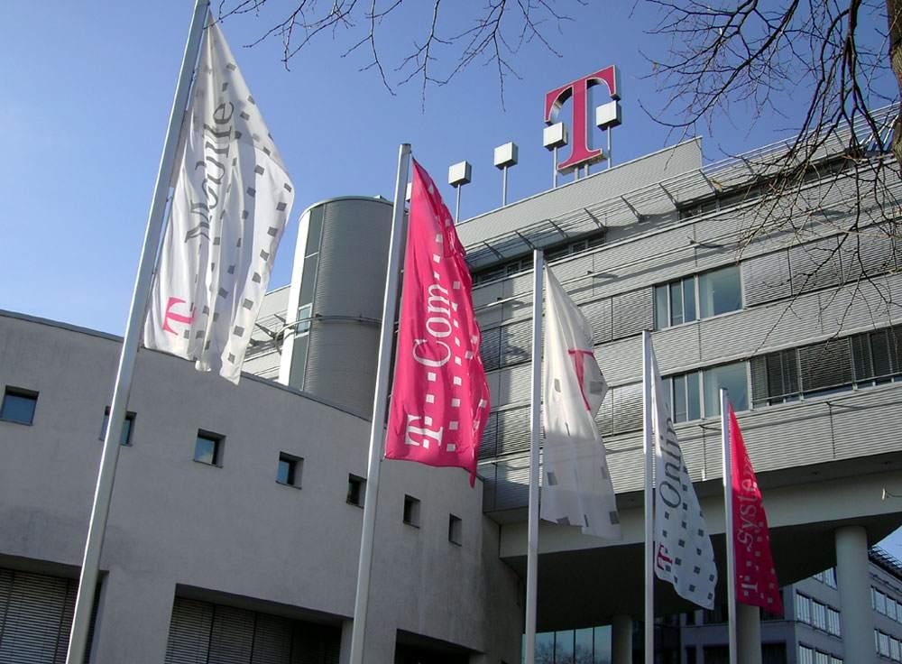 Die Deutsche Telekom-Zentrale in Bonn