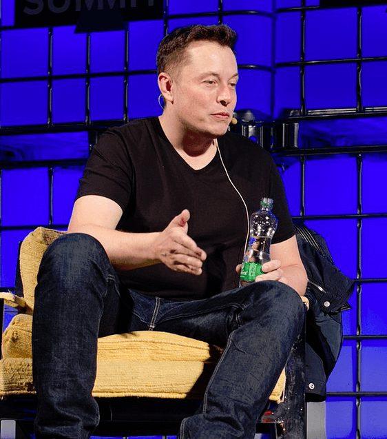Tesla Chef Elon Musk