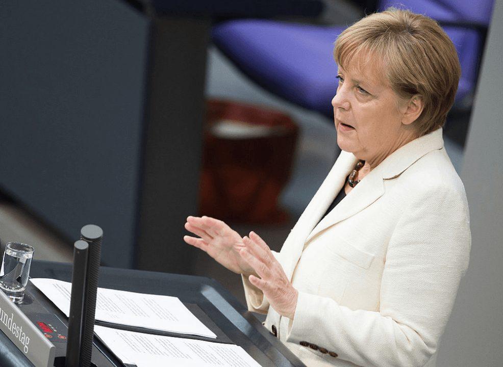 Angela Merkel schützt Großkonzerne?