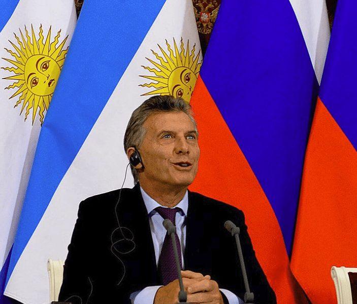 Argentinien Mauricio Macri