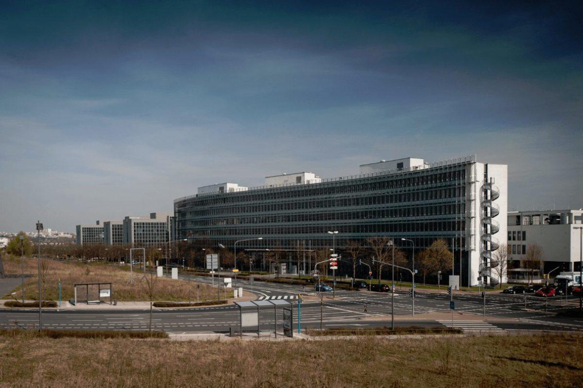 Die BaFin-Zentrale in Frankfurt