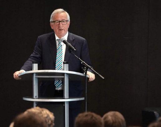 Jean-Claude Juncker macht Druck gegen die neuen US-Importzölle