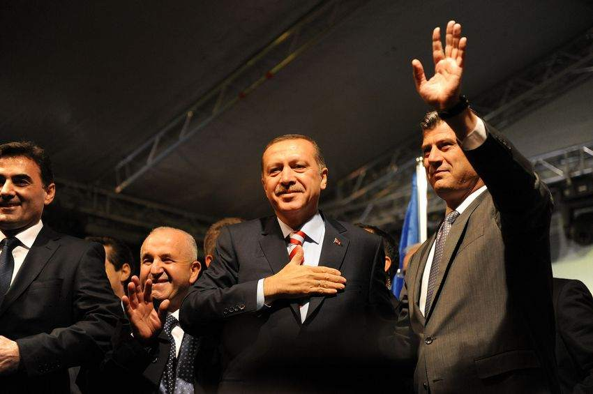Präsident Erdogan redet die türkische Lira mit so einer Aussage eher schwach