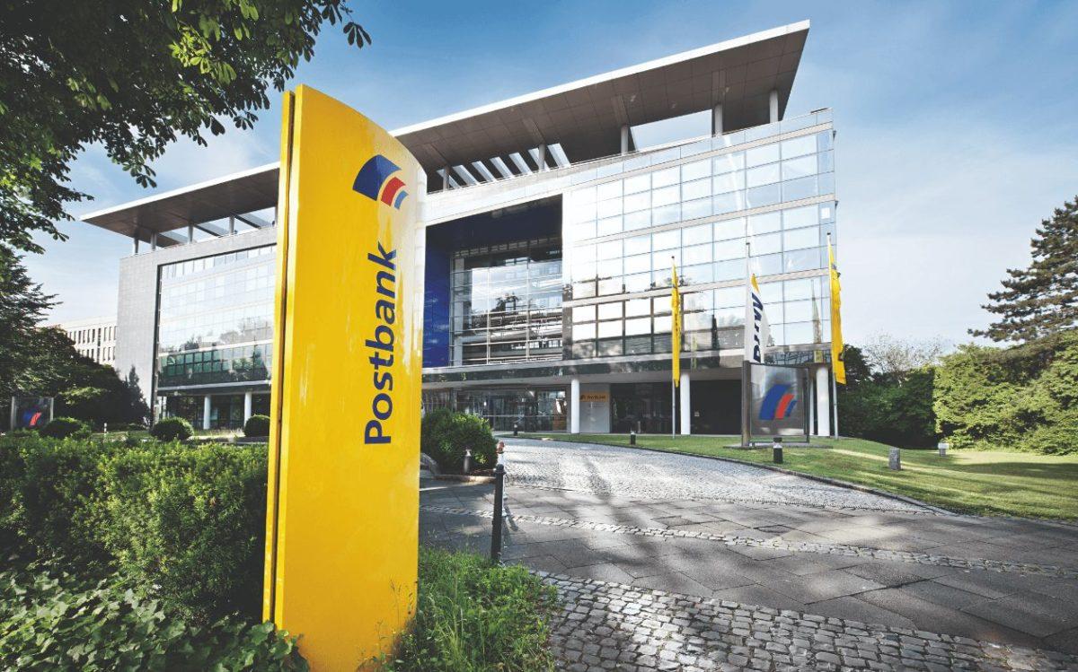 Postbank Zentrale in Bonn