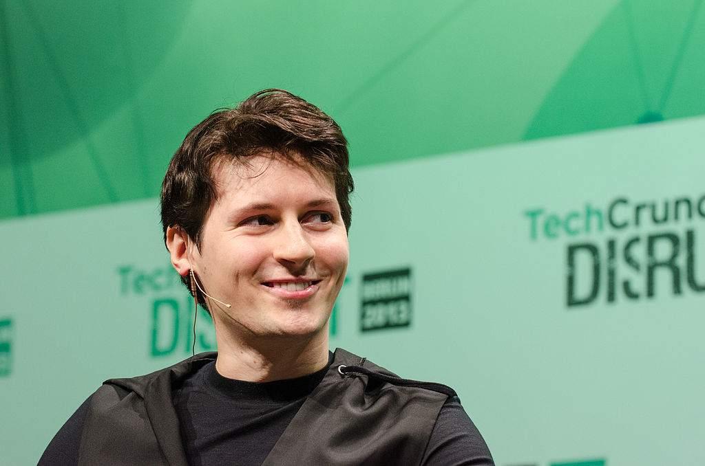 Telegram-Gründer Pavel Durov