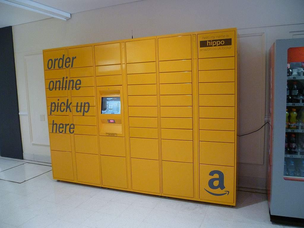 Amazon Paketstation