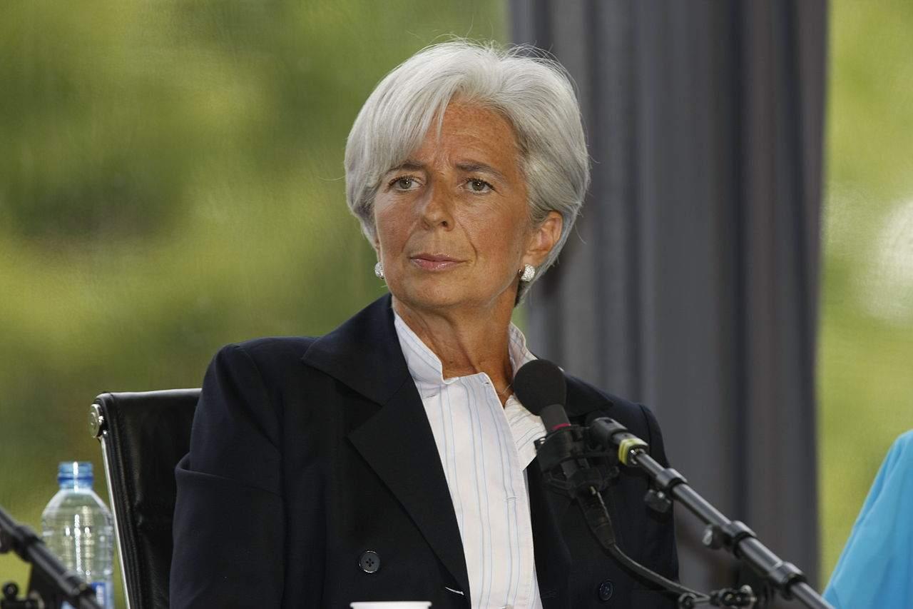 Christine Lagarde - Rekordsummen für Argentinien