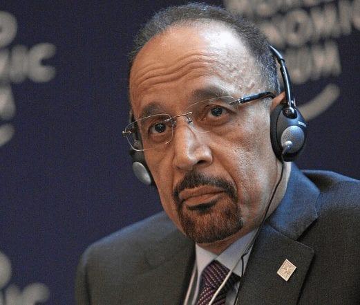 Der wichtigste Mann der OPEC, der saudische Ölminister Al-Falih