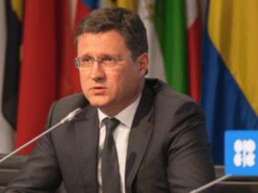 OPEC-Partner Russland: Energieminister Alexander Novak