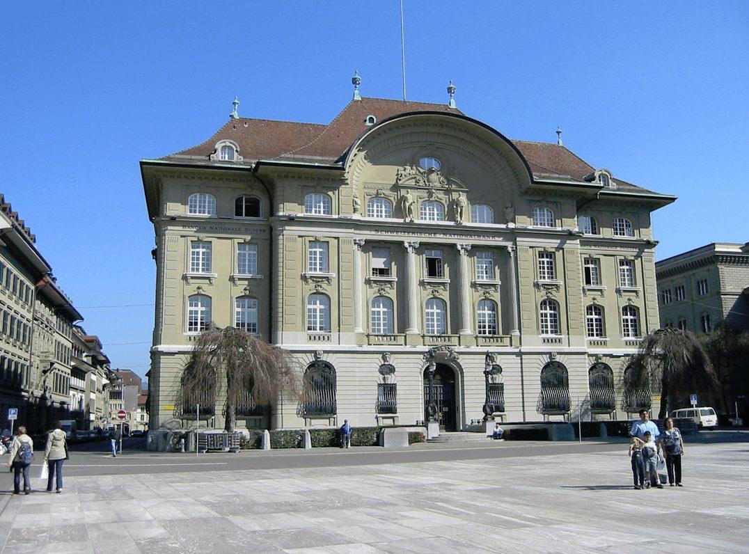 Vollgeld SNB-Zentrale