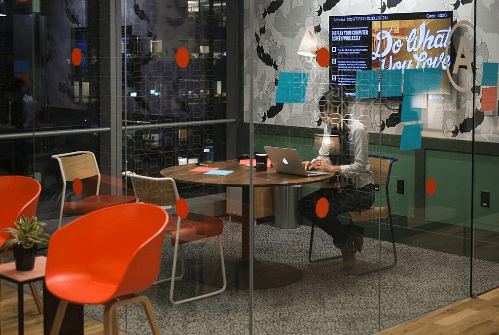 WeWork Büros - die neue Blase?