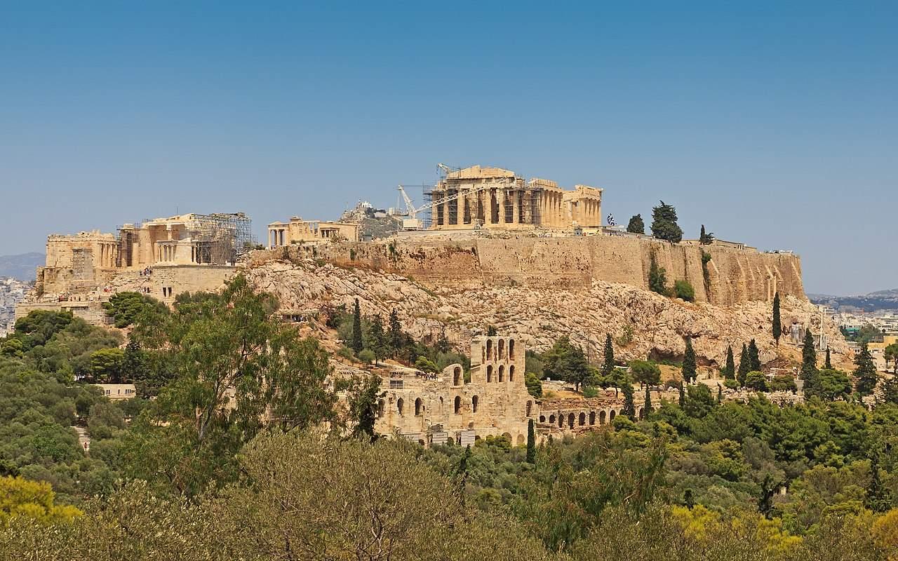 Griechenland - Akropolis in Athen