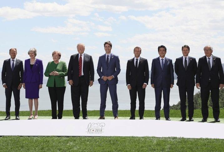 Handelskrieg G7