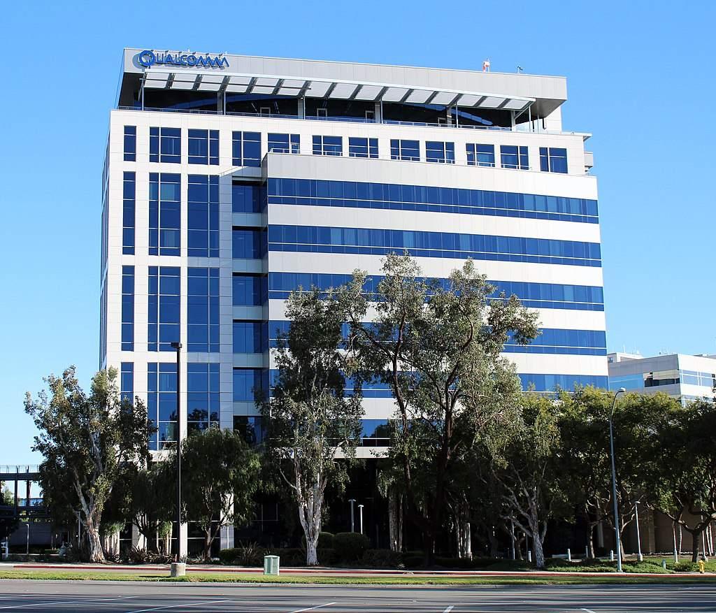 Die Qualcomm-Zentrale in San Diego