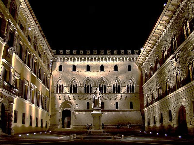 Schrottkredite - Banken in Italien
