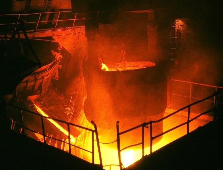 Stahlzölle