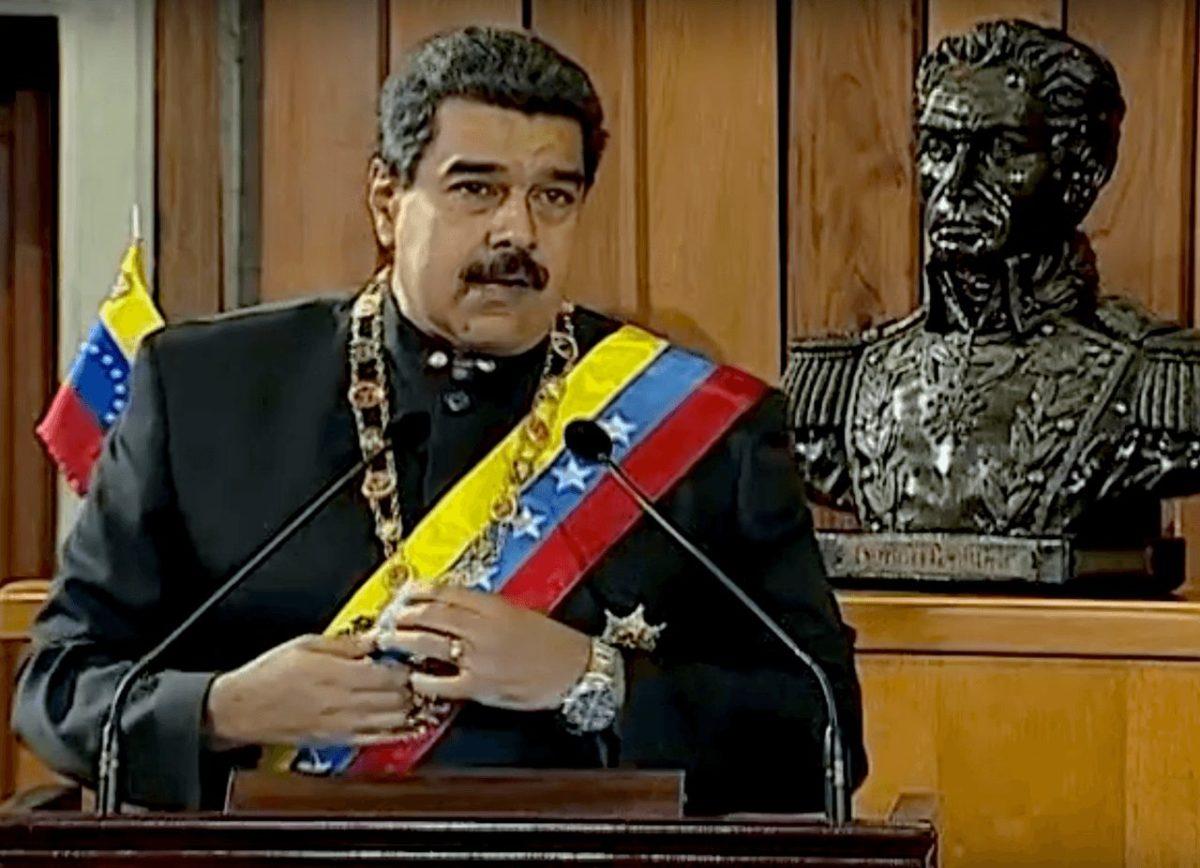 Venezuela Präsident Maduro