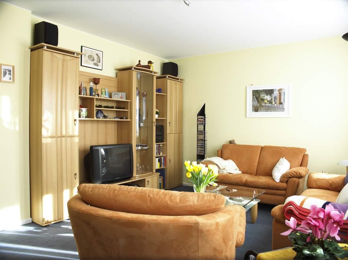 Wohnungsmarkt - Standard-Wohnzimmer