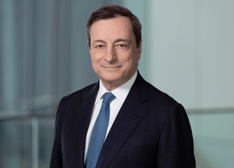 Mario Draghi EZB Negativzinsen