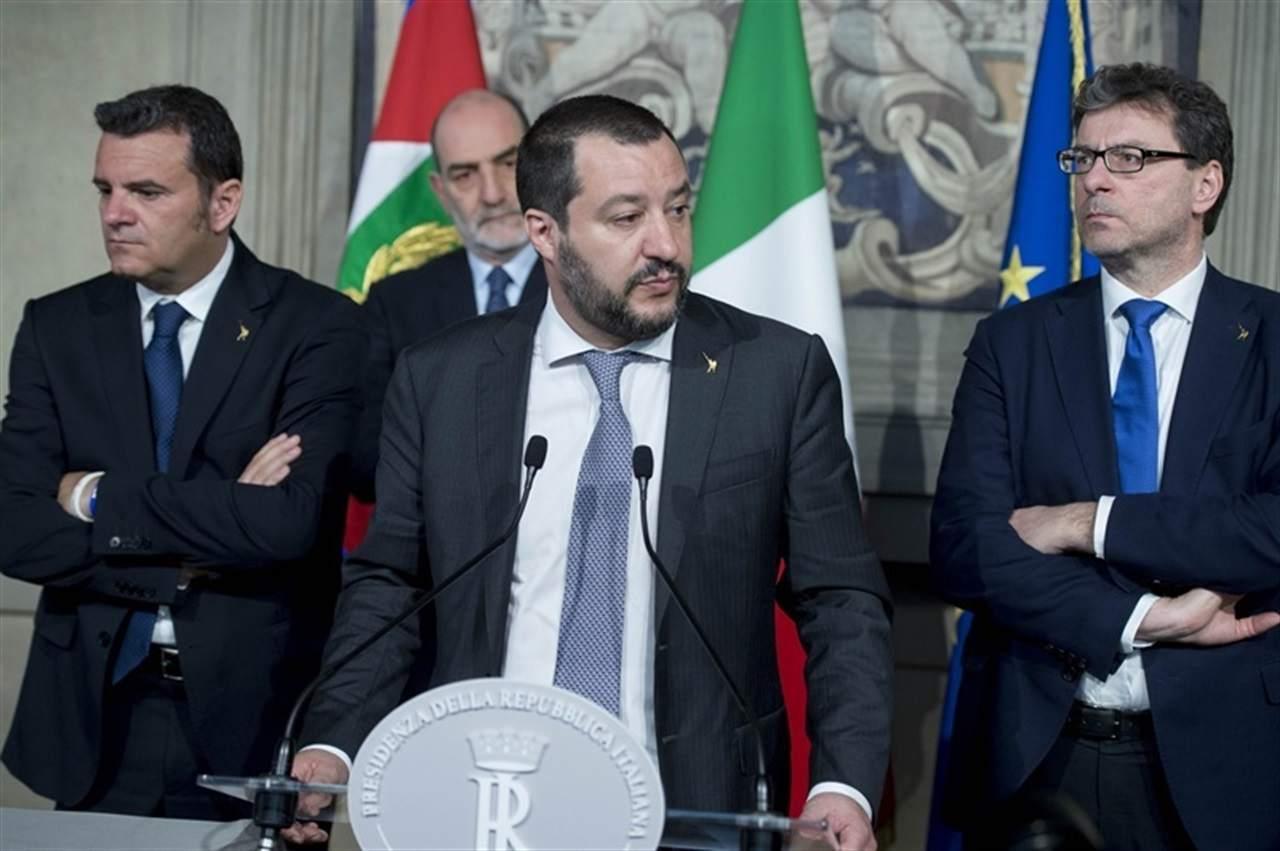 Italien Salvini