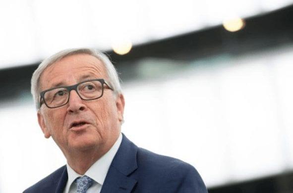 Juncker Sojabohnen
