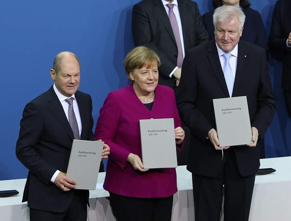 Rente Große Koalition