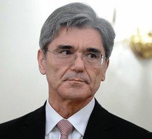 Siemens-CEO Joe Kaeser